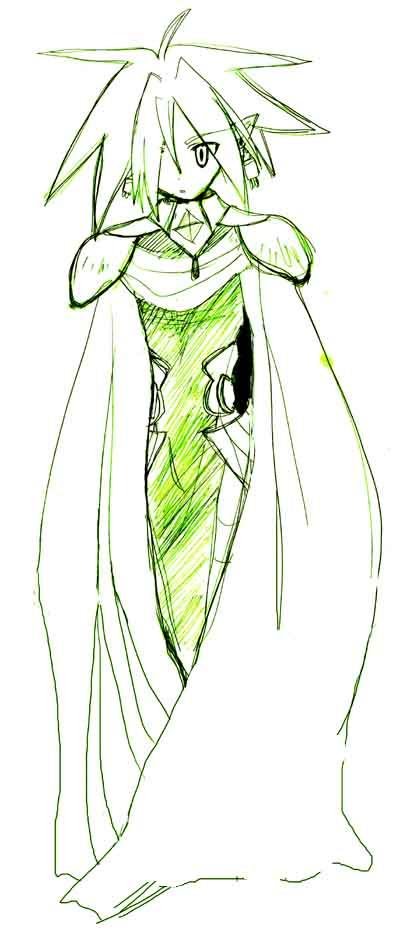 「ふしぎな木の実」精霊デザインその1_挿絵5