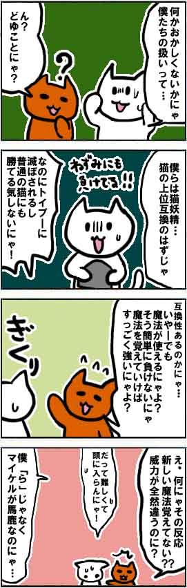 漫画*第20話:進撃の白猫~スマホ(Android)用ゲームアプリ~