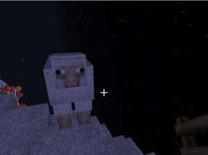 空に浮かぶ謎の星を調査(第8話):Minecraft_挿絵17