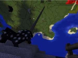 空に浮かぶ謎の星を調査(第8話):Minecraft_挿絵16