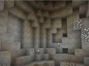 空に浮かぶ謎の星を調査(第8話):Minecraft_挿絵28