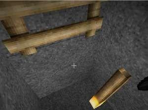 空に浮かぶ謎の星を調査(第8話):Minecraft_挿絵13