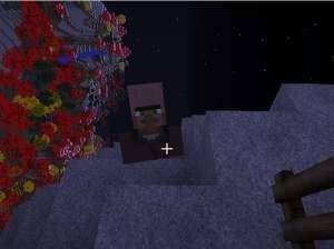 空に浮かぶ謎の星を調査(第8話):Minecraft_挿絵18