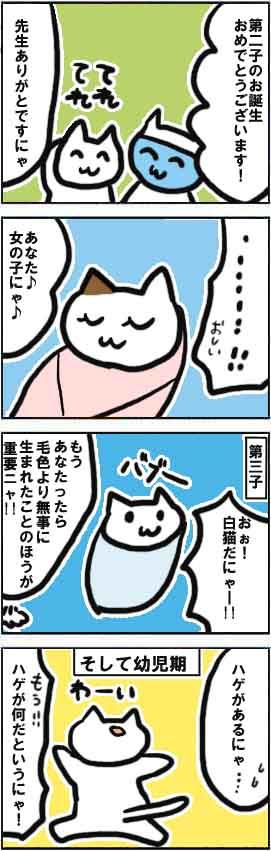 漫画*第29話:進撃の白猫~スマホ(Android)用ゲームアプリ~