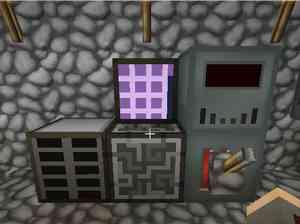 Applied Energistics 2によるアイテムデータ化で大容量収納を実現(第19話):Minecraft_挿絵1