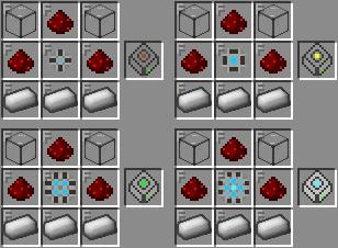 Applied Energistics 2によるアイテムデータ化で大容量収納を実現(第19話):Minecraft_挿絵2