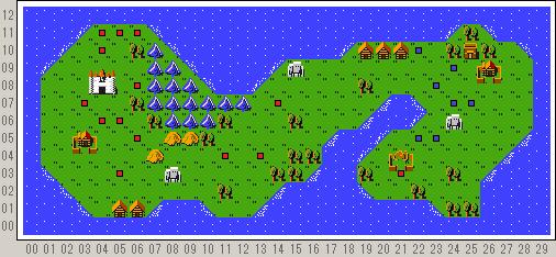 ファイアーエムブレムのプレイ日記1:レトロゲーム(ファミコン)_挿絵2