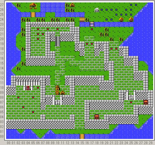 ファイアーエムブレムのプレイ日記14:レトロゲーム(ファミコン)_挿絵1