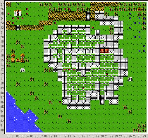 ファイアーエムブレムのプレイ日記10:レトロゲーム(ファミコン)_挿絵1