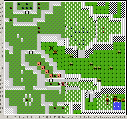 ファイアーエムブレムのプレイ日記12:レトロゲーム(ファミコン)_挿絵1