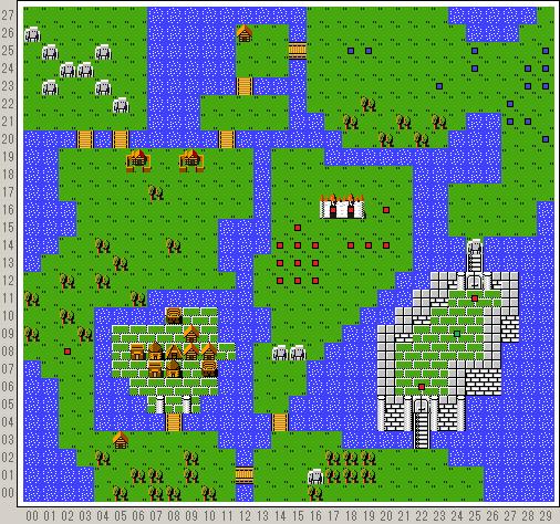 ファイアーエムブレムのプレイ日記16:レトロゲーム(ファミコン)_挿絵1