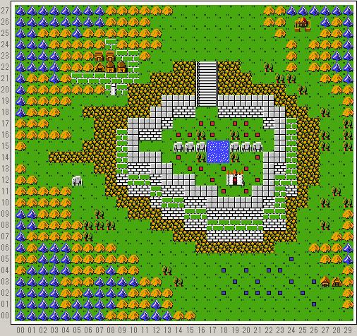 ファイアーエムブレムのプレイ日記22:レトロゲーム(ファミコン)_挿絵1