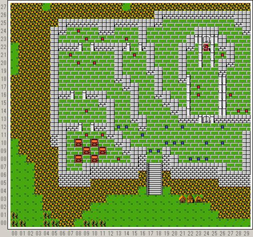 ファイアーエムブレムのプレイ日記17:レトロゲーム(ファミコン)_挿絵1