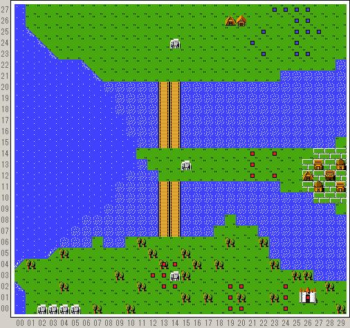 ファイアーエムブレムのプレイ日記18:レトロゲーム(ファミコン)_挿絵1