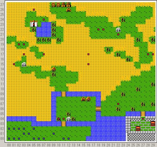 ファイアーエムブレムのプレイ日記15:レトロゲーム(ファミコン)_挿絵1