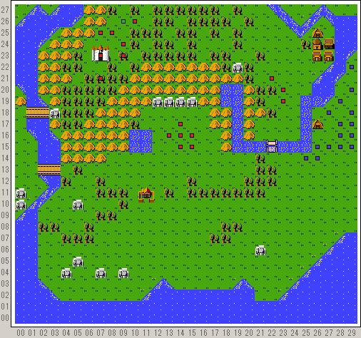 ファイアーエムブレムのプレイ日記20:レトロゲーム(ファミコン)_挿絵1