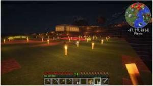 でこぼこな土地は嫌!(第6話):Minecraft_挿絵12