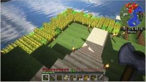 でこぼこな土地は嫌!(第6話):Minecraft_挿絵22
