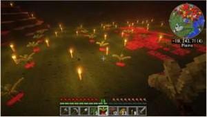 でこぼこな土地は嫌!(第6話):Minecraft_挿絵14