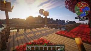 でこぼこな土地は嫌!(第6話):Minecraft_挿絵20