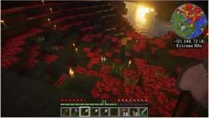 でこぼこな土地は嫌!(第6話):Minecraft_挿絵2