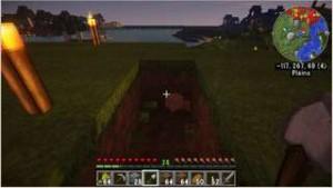 でこぼこな土地は嫌!(第6話):Minecraft_挿絵11