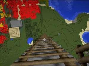 空に浮かぶ謎の星を調査(第8話):Minecraft_挿絵11
