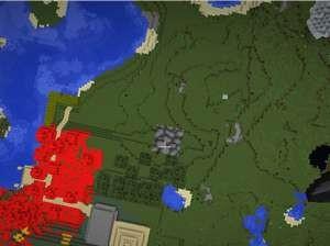 空に浮かぶ謎の星を調査(第8話):Minecraft_挿絵10