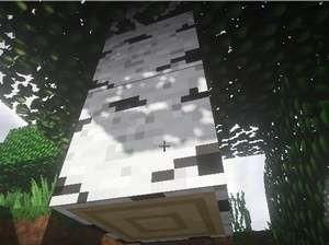 温かいベッドがある家、プライスレス(第7話):Minecraft_挿絵7