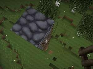 空に浮かぶ謎の星を調査(第8話):Minecraft_挿絵4