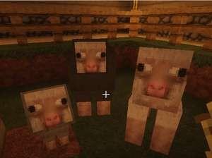 温かいベッドがある家、プライスレス(第7話):Minecraft_挿絵27