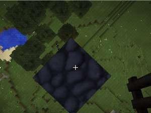 空に浮かぶ謎の星を調査(第8話):Minecraft_挿絵6