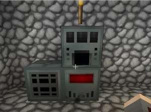 押し寄せる産業革命の波「粉砕機と製錬機」(第9話):Minecraft_挿絵32