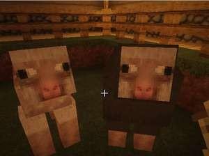 温かいベッドがある家、プライスレス(第7話):Minecraft_挿絵26