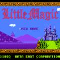 リトルマジックのプレイ日記1:レトロゲーム(ファミコン)_挿絵1
