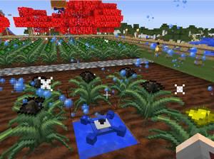 MineFactory Reloadedで収穫を自動化したい(第13話):Minecraft_挿絵1