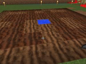 Magical Cropsで枯渇資源を作物化するための準備をする(第11話):Minecraft_挿絵3