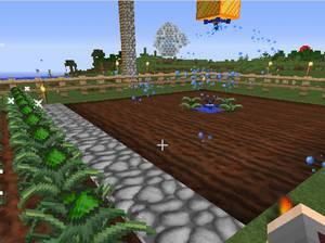 Magical Cropsで鉱石の種を作って栽培してみる(第12話):Minecraft_挿絵14