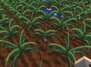 Magical Cropsで枯渇資源を作物化するための準備をする(第11話):Minecraft_挿絵12