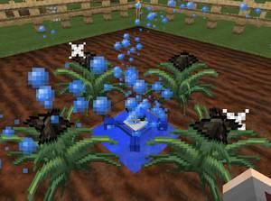Magical Cropsで鉱石の種を作って栽培してみる(第12話):Minecraft_挿絵15