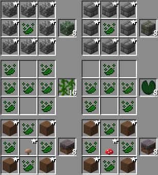 Magical Cropsで枯渇資源を作物化するための準備をする(第11話):Minecraft_挿絵14