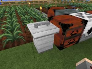 自動化に伴って直面したエネルギー問題を解決する(第15話):Minecraft_挿絵21