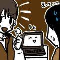 デスクトップPCが欲しい私に一生懸命ノートPCを勧めてくる店員さん_挿絵1