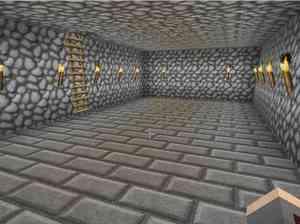 エネルギーを一括生産するための発電所を作ろう!(第21話):Minecraft_挿絵16