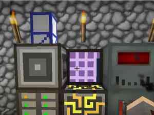 テレポートパイプ(Additional Pipes)を使ってアイテムを異次元輸送(第20話):Minecraft_挿絵11