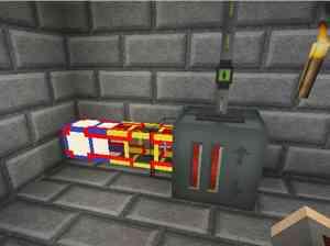 エネルギーを一括生産するための発電所を作ろう!(第21話):Minecraft_挿絵24