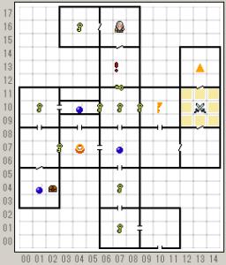 ゼルダの伝説のプレイ日記3:レトロゲーム(ファミコン・ディスクシステム)_挿絵44