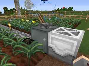 テレポートパイプ(Additional Pipes)を使ってアイテムを異次元輸送(第20話):Minecraft_挿絵17