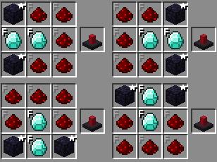 テレポートパイプ(Additional Pipes)を使ってアイテムを異次元輸送(第20話):Minecraft_挿絵10