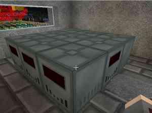エネルギーを一括生産するための発電所を作ろう!(第21話):Minecraft_挿絵11